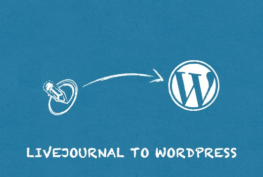 Moving a journal from LiveJournal to WordPress