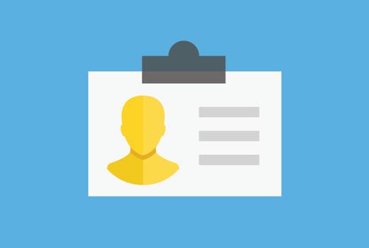 Adding author info box in WordPress
