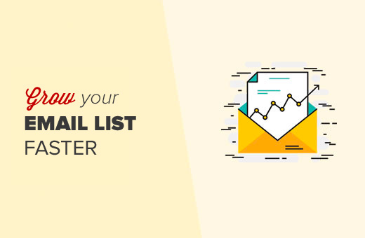 Grow your email list faster