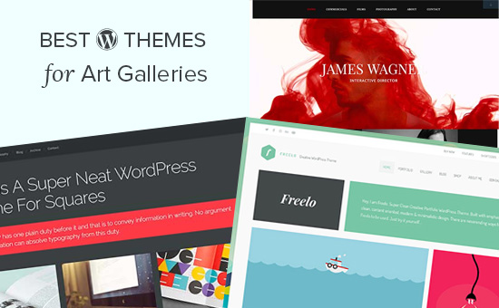 24 Best WordPress Themes for Art Gallery (2017)