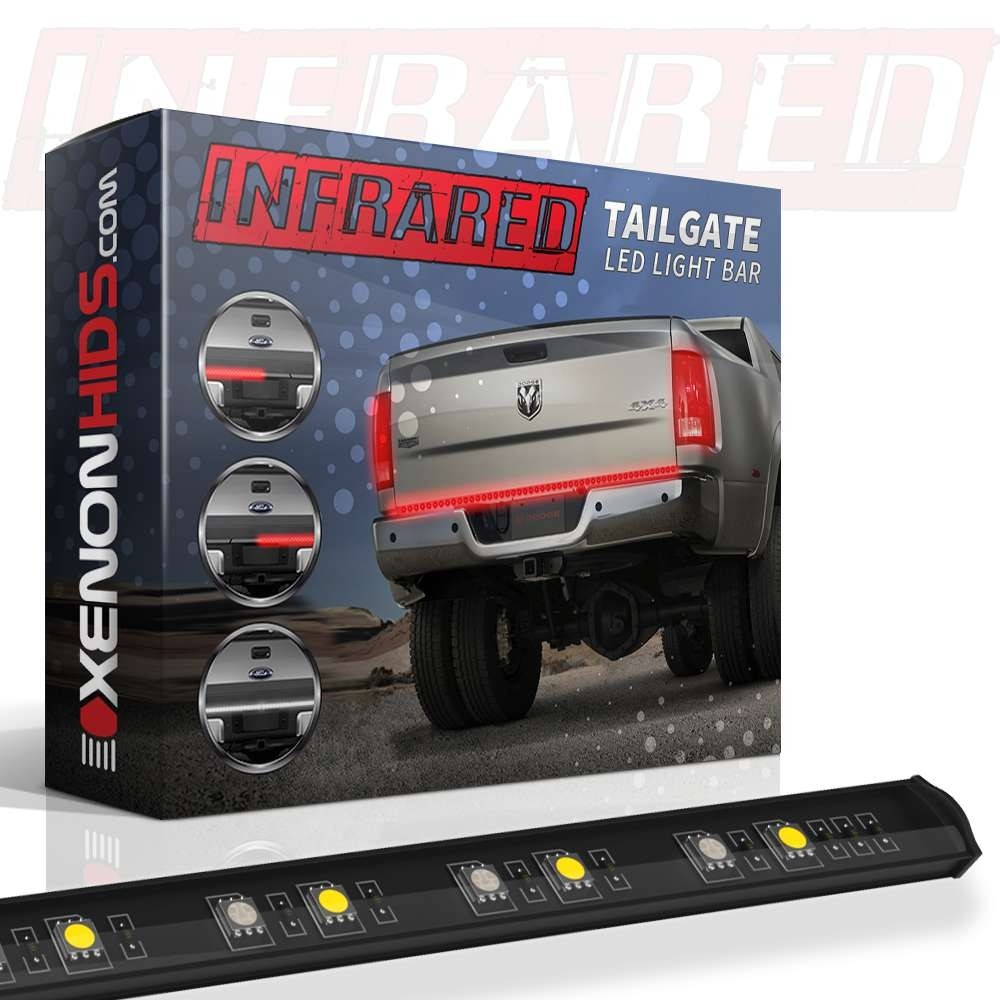 Led Lights For Trucks Led Tailgate Light Bar With Turn Signals