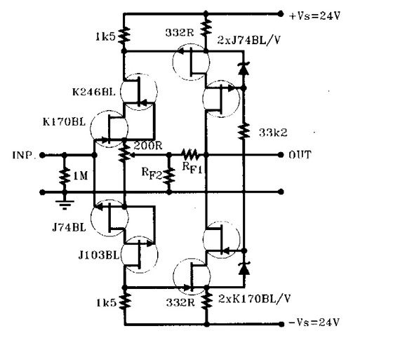 ic notch filter circuit diagram tradeoficcom