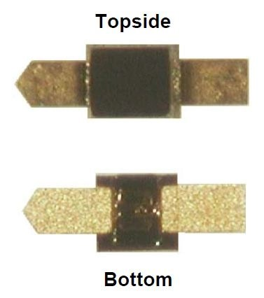 Aluminium makes gallium arsenide PIN diodes even better Elektor