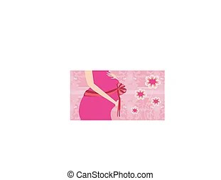 Its A Girl Clip Art Vector And Illustration 2104 Its A