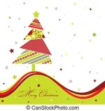 Christmas Tree Card Template Santalo Us