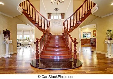 Cheap 3d Brick Wallpaper Staircase Stock Photo Images 70 700 Staircase Royalty