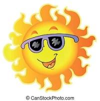 Sunray Clipart Vektor Grafiken. 933 Sunray EPS Clip-Art ...