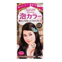KAO LIESE PRETTIA Bubble Hair Dye Classic Chocolate 1set ...
