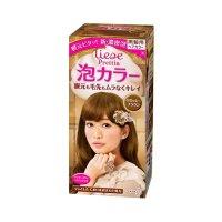 KAO LIESE PRETTIA Bubble Hair Dye Glossy Brown 1set ...