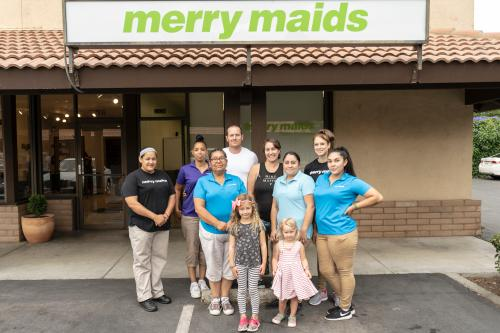 Cleaning Service in Napa, CA Merry Maids
