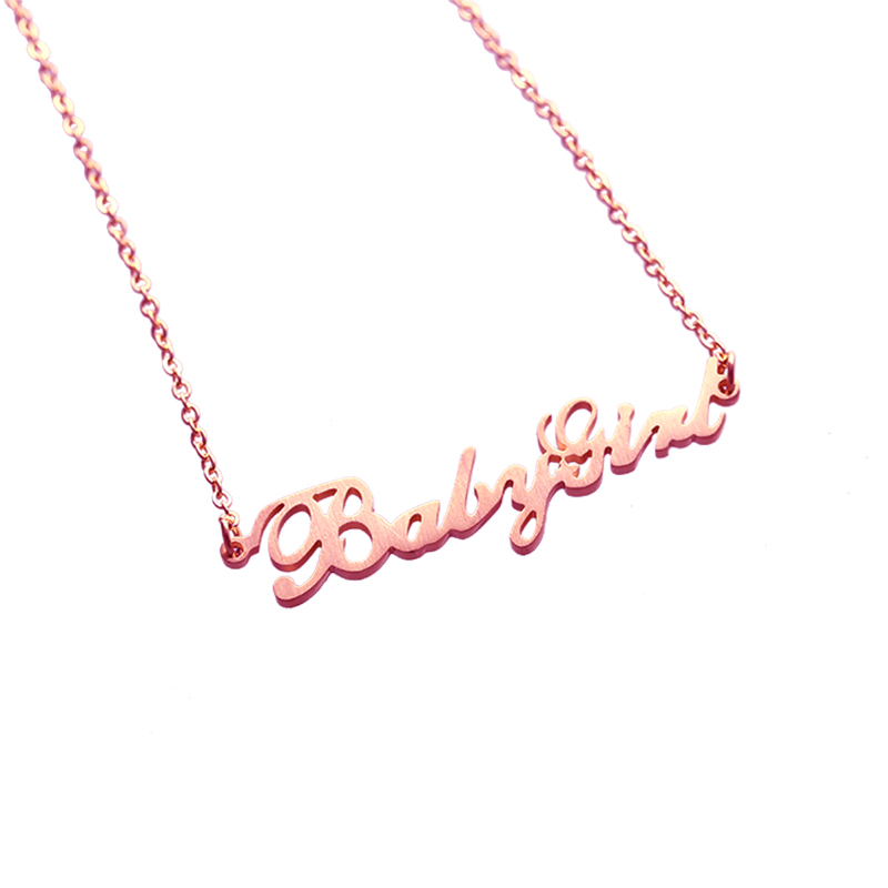 Necklaces Yehwang Accessories Necklace Baby Girl