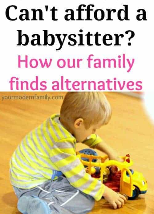 Can\u0027t afford a babysitter - 8 ideas to help! - babysitting jobs for kids