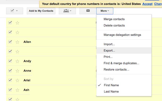 Google Contacts Integrations Zapier