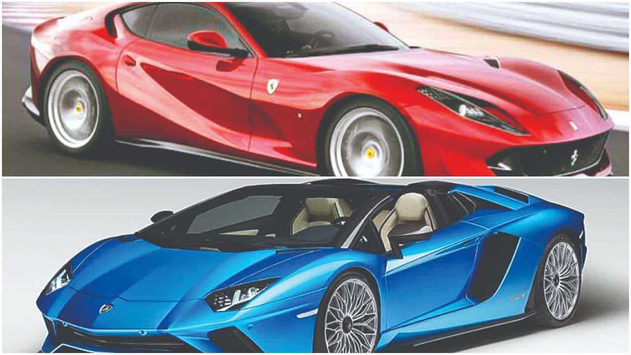 Cars Price Taxes On Taxes On Taxes Lamborghini Says Super Luxury Cars Cost
