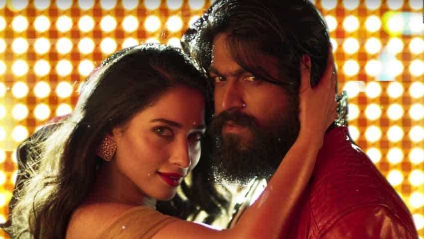 Kgf Box Office Collection Day 6 Worldwide Yash Film In