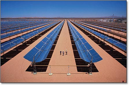 Solar-thermal flat panels up to eight times more efficient than - solar thermal energy