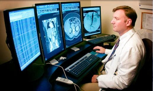 Some 90 of radiology services in the US hospitals are outsourced - radiologist job description
