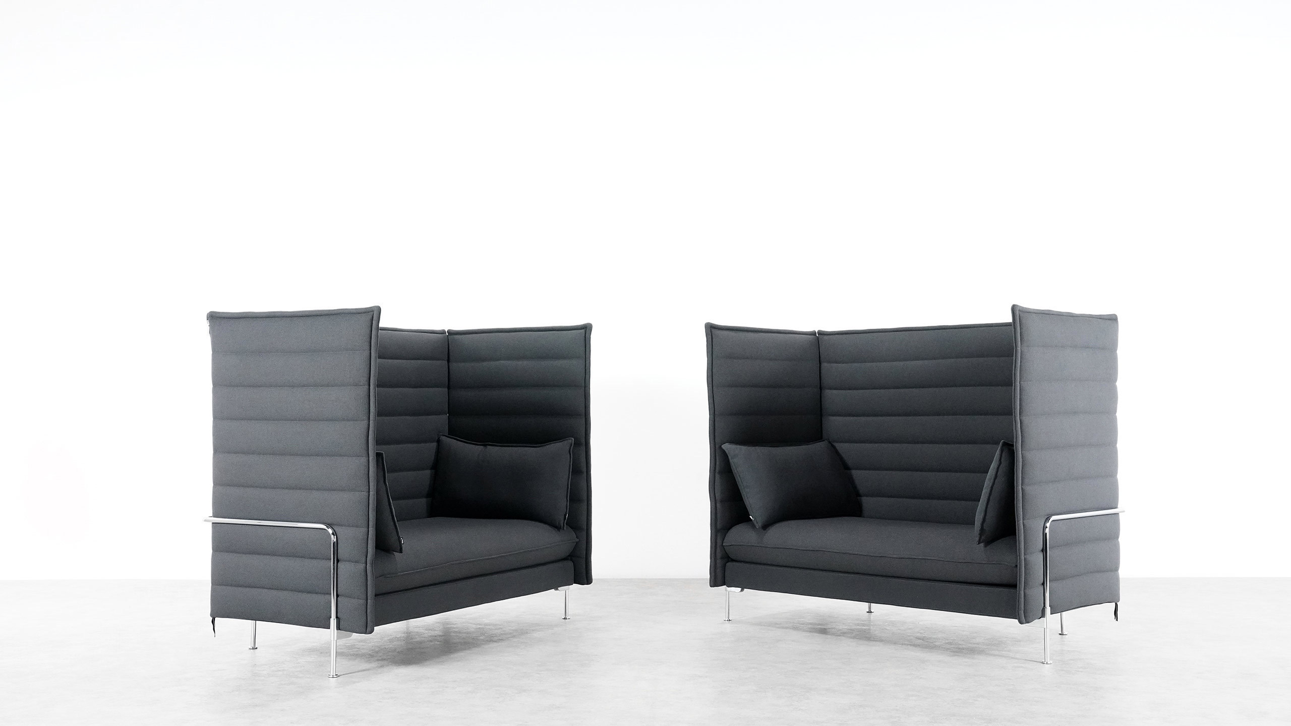 Vitra Mobile Elements Vitra Alcove Sofa By Ronan And Erwan Bouroullec