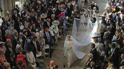 Alasan Pengiring Pengantin Royal Wedding Adalah Anak-Anak ...