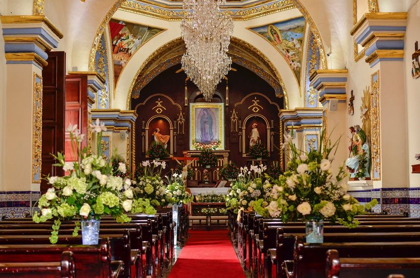 Decorar Salon Barato Ideas Para Decorar La Iglesia De Tu Boda A Bajo Costo