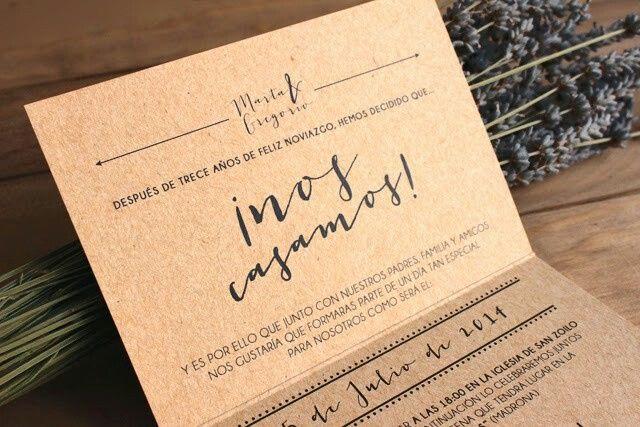 Formato de invitaciÓn - Foro Organizar una boda - bodasmx