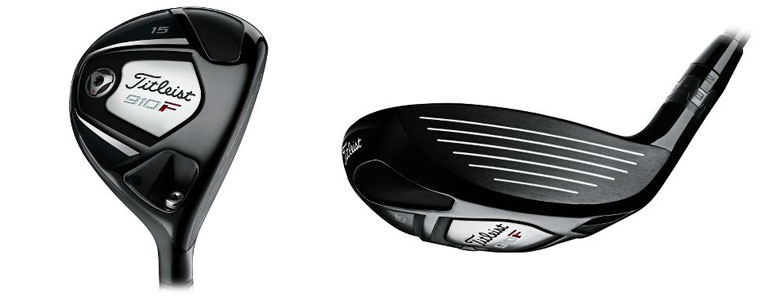 Titleist 910 Series \u2013 Hybrids and Fairway Woods at GlobalGolf