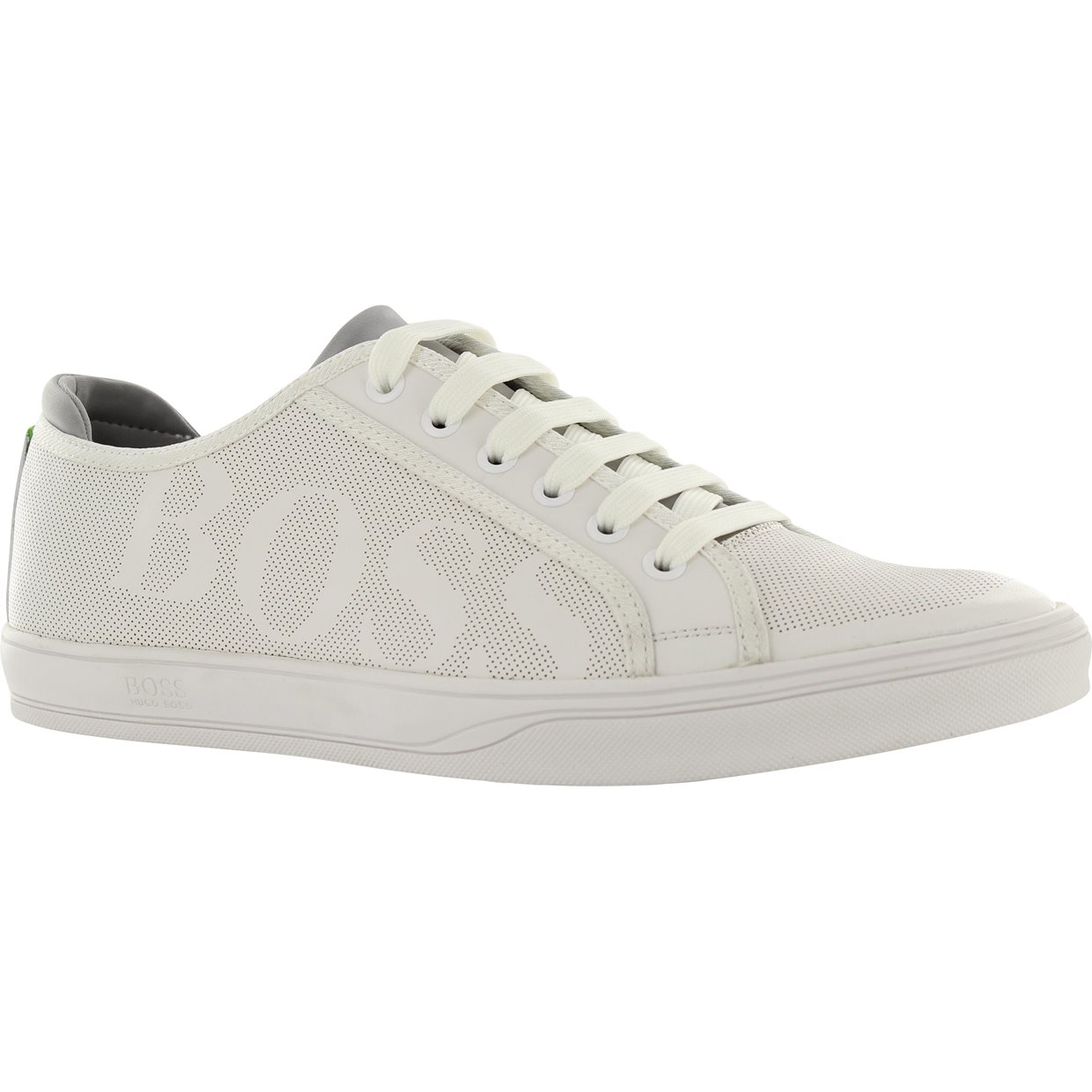 Hugo Boss Sneakers Hugo Boss Attitude Tennis Inspired Leather Sneakers Shoes