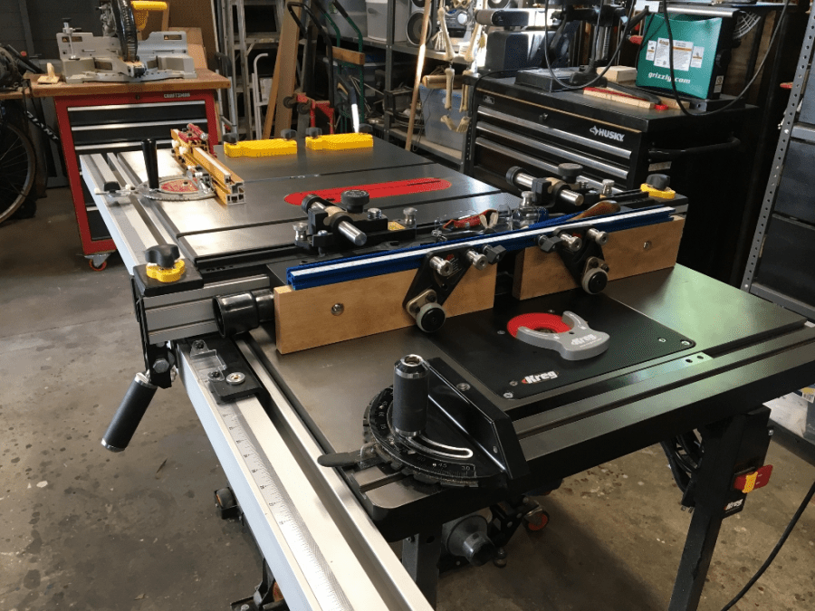 10quot Hybrid Table Saw With T Shaped Fence Grizzly Industrial