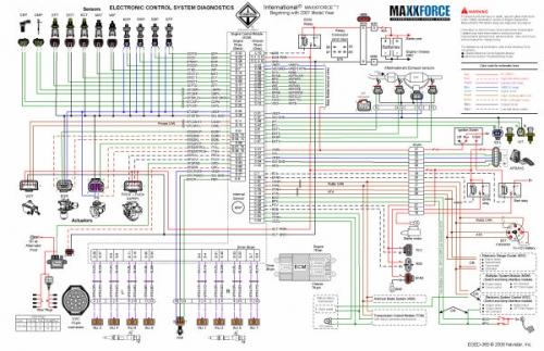 Navistar Wiring Diagrams - Schema Wiring Diagram