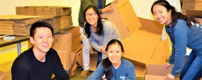 Capital Area Food Bank | I'd like to bring my family and friends