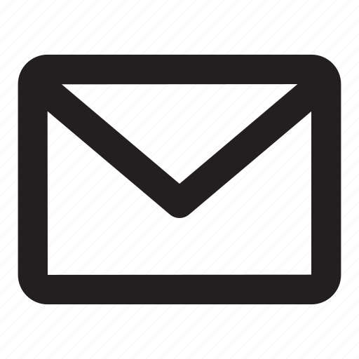 24-mail Letter, Mail, Message Icon