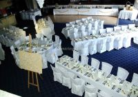 Mariage - disposition tables de Salle Eureka   Photos