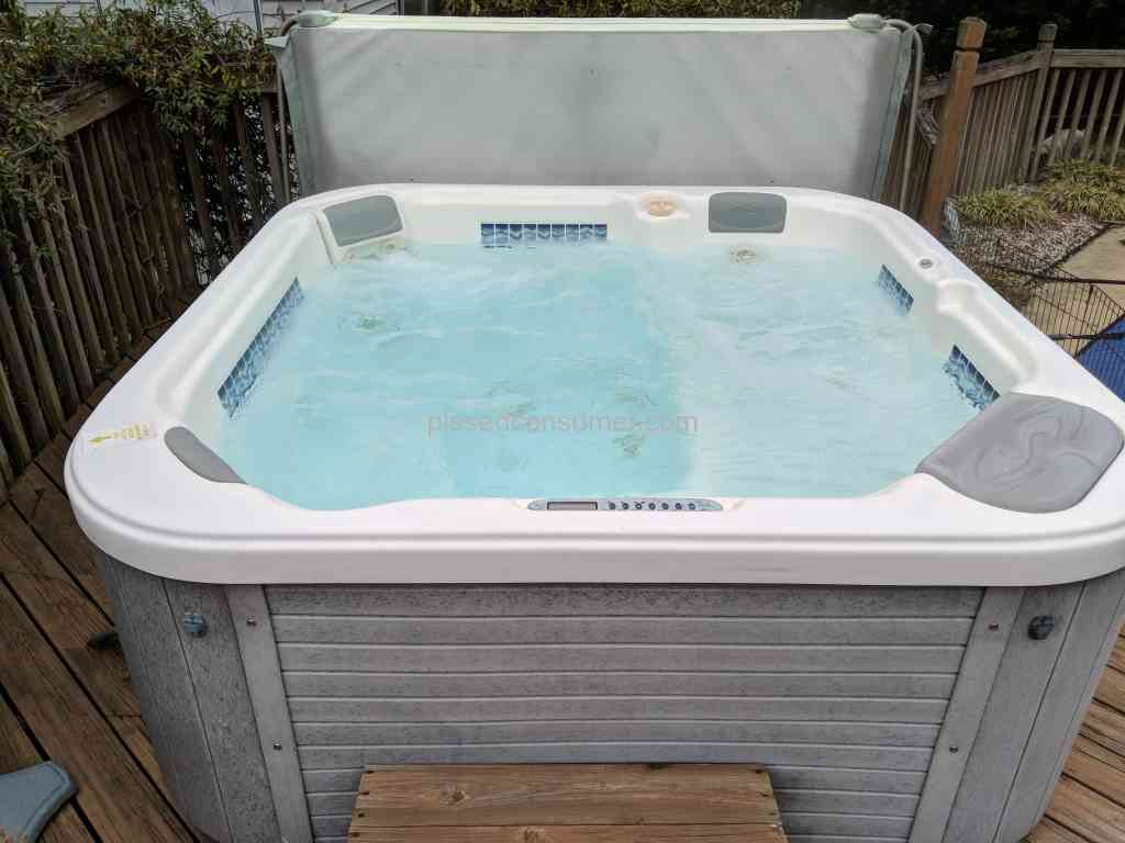 Jacuzzi Pool Dimensions 28 Dimension One Spas Reviews And Complaints Pissed Consumer