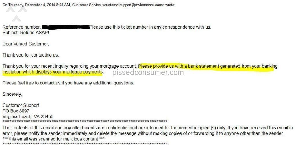 Freedom Mortgage - Can\u0027t Get My Money Back!! Sep 21, 2016 @ Pissed