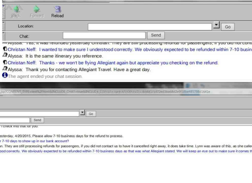 8 Tag Allegiant Customer Service Reviews and Complaints @ Pissed