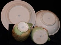 Nippon Dinnerware & Antique Porcelain Hand Painted NIPPON ...