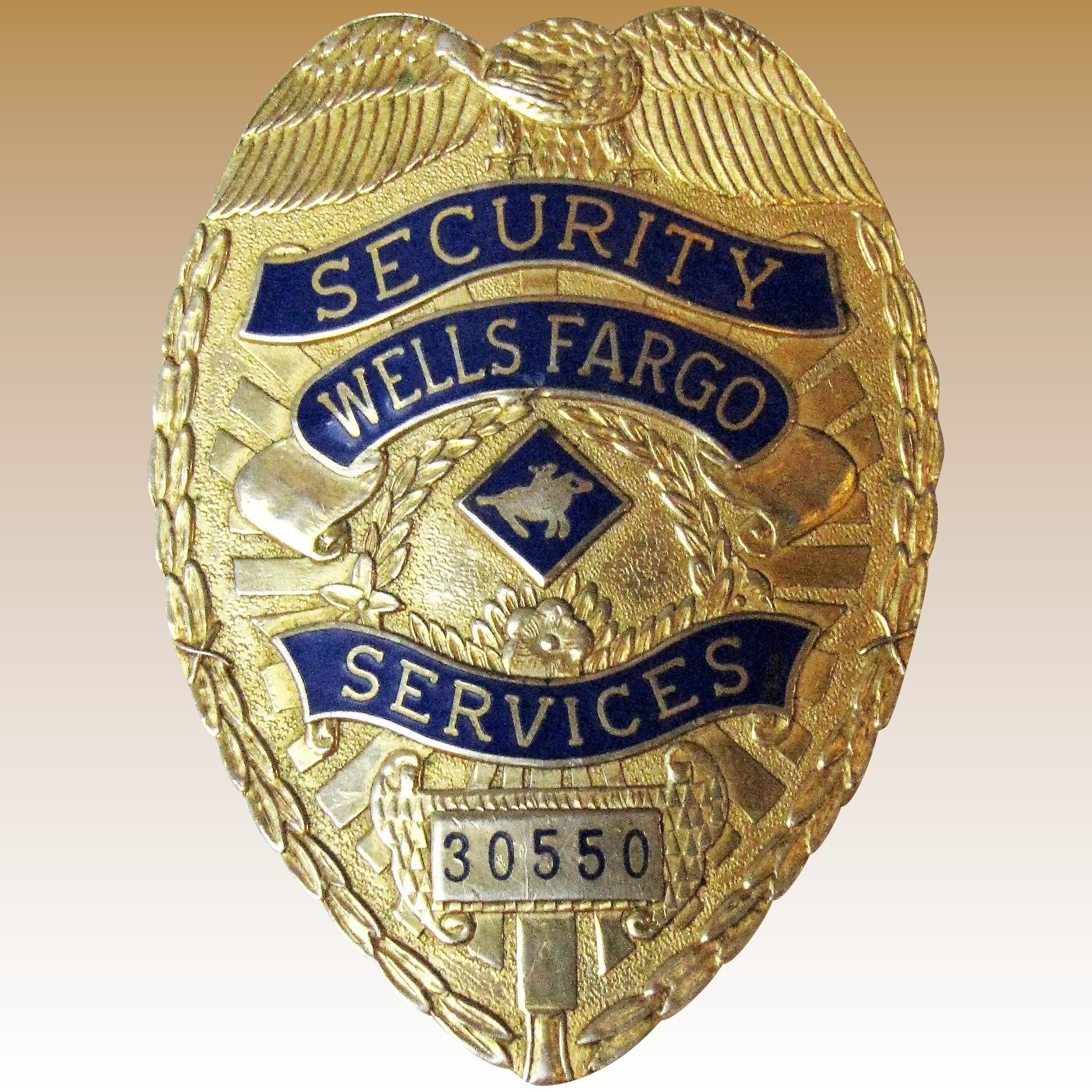 Snazzy Click To Expand Vintage Wells Fargo Security Services Badge Fay Wray Retailservices Wellsfargowfjaml Wells Fargo Jewelry Advantage Payment Address wedding jewelry Wells Fargo Jewelry Advantage