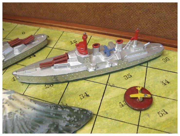 Vintage Battleship Game SOLD Ruby Lane - sample battleship game