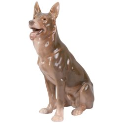 Adorable Fish Tank German Shepherd Sitting Porcelain Figurine Click To Expand Bing Grondahl Large German Shepherd Sitting Porcelain Figurine German Shepherd Sitting Down German Shepherd Sitting