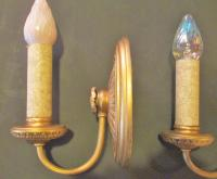 Electric Candle Wall Sconces from ...