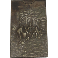 Vintage Metal Cigarette Pack Holder SOLD on Ruby Lane