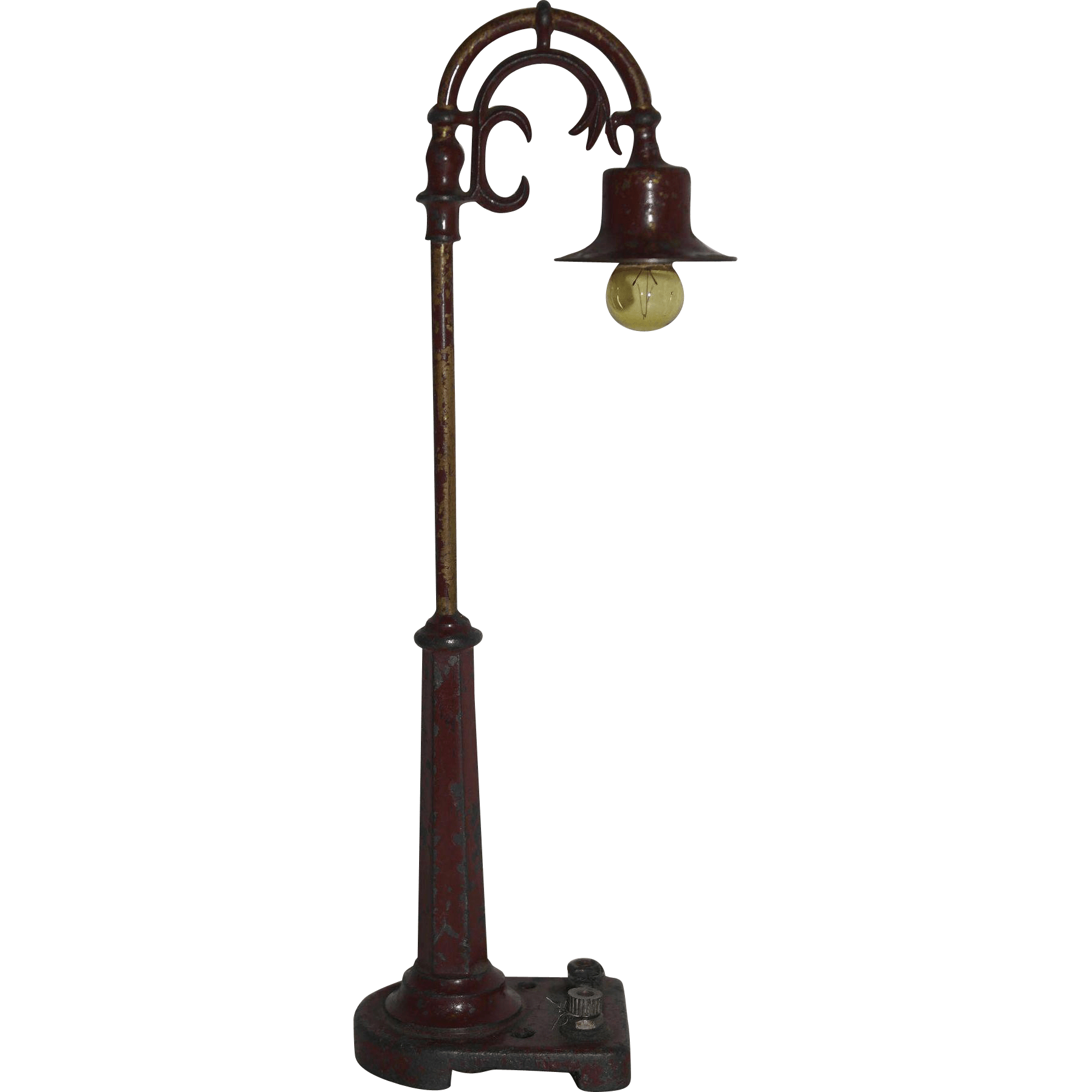 Vintage Lionel Lamp Post Sold On Ruby Lane