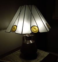 31 - Art Deco Handel lamp from antiquevintagelamps on Ruby ...