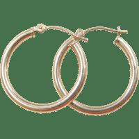 Vintage 14k Gold Hoop Earrings from arnoldjewelers on Ruby ...