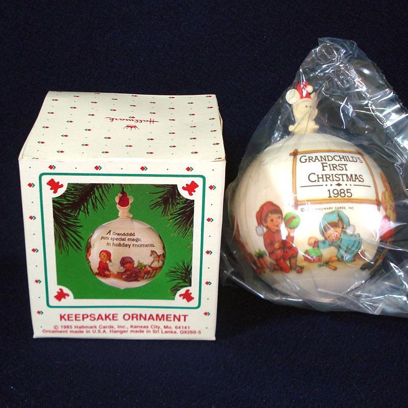 original christmas ornaments
