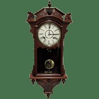 Waterbury Antique Wall Clock 100% Original and Fully ...