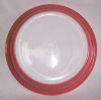 "Retro Pink Pyrex 9"" Pie Plate from hiddeninthehills on ..."