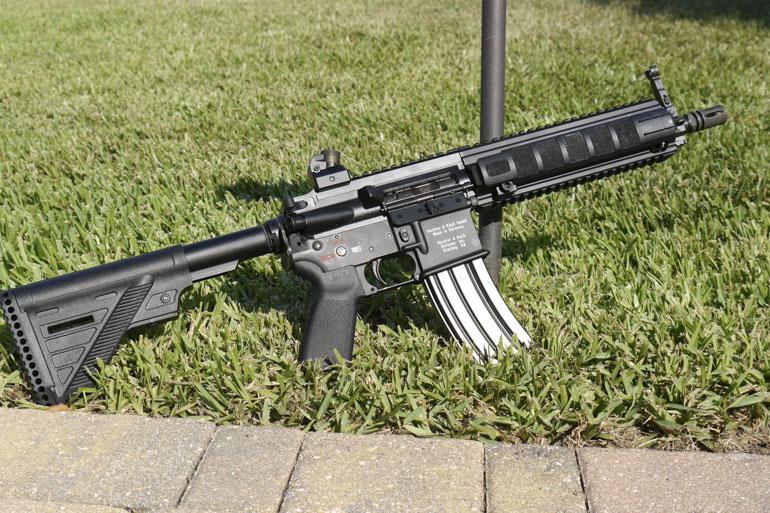 SBR Caliber Showdown 556/223 vs 300 BLK - The Truth About Guns