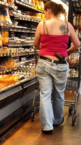 How Not to Shop at Walmart - The Truth About Guns - walmart universal city tx