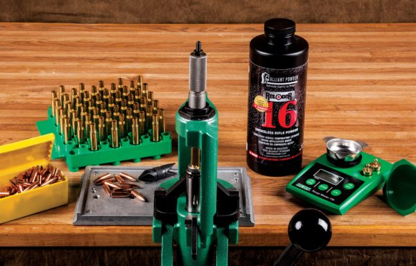 Powder Review Alliant RL-16 - The Truth About Guns